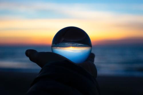 Personalmarketing Peter Freitag Glaskugel Zukunft